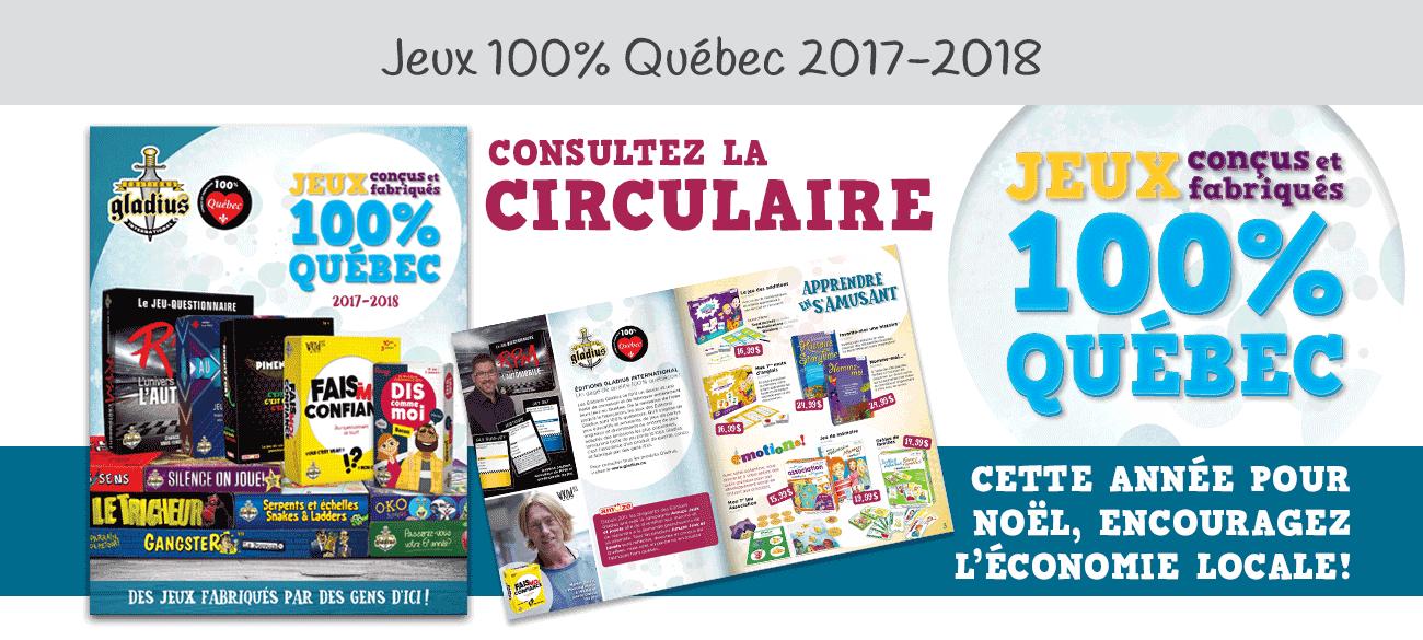 100% Québec 2017