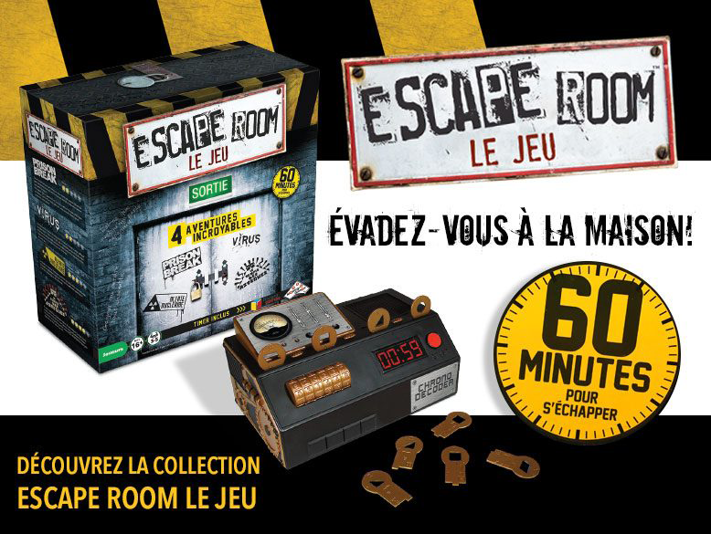 EscapeBanniere