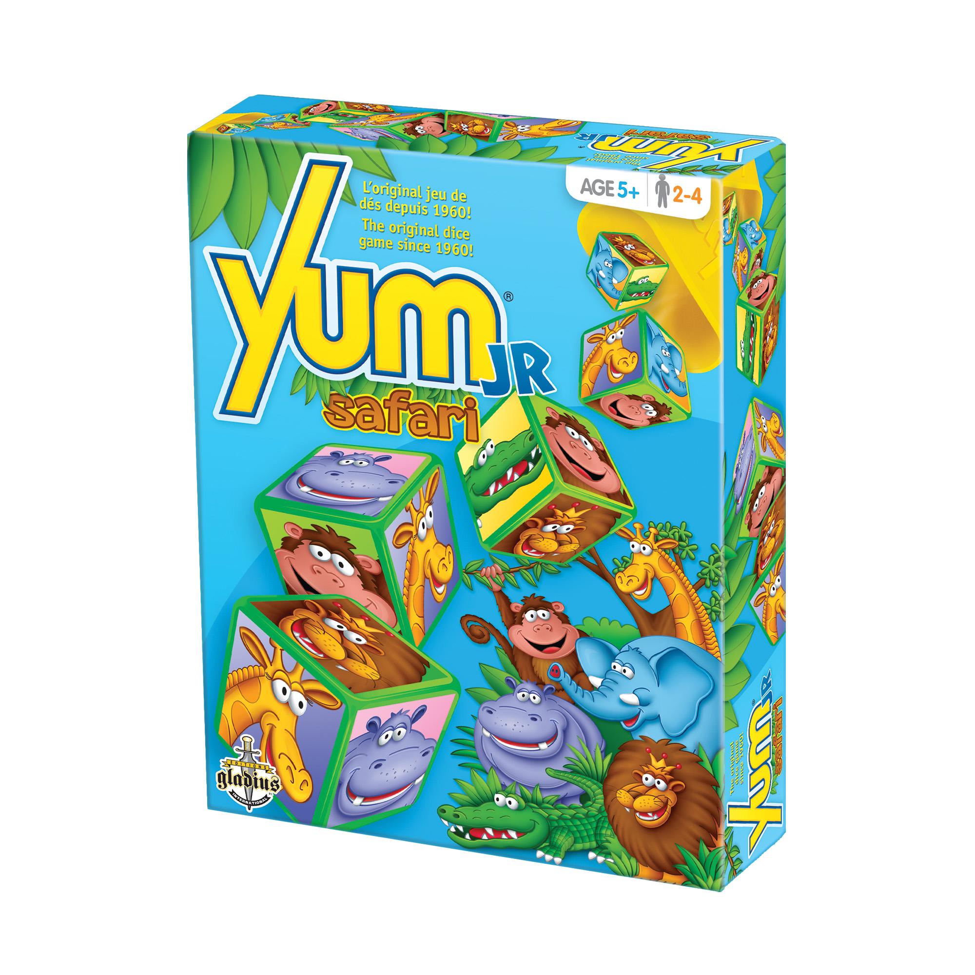 Yum Jr - Safari