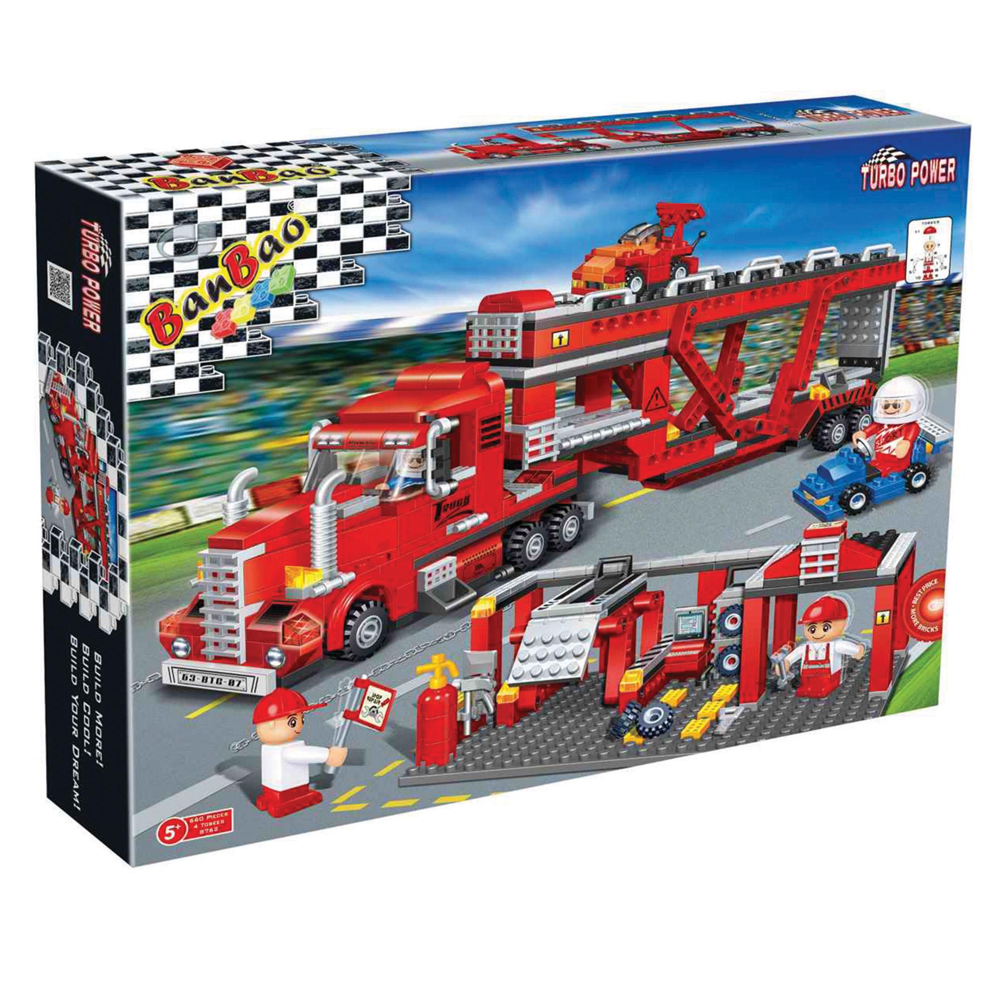 jeux de soci t turbo power camion rouge maint enfants ditions gladius. Black Bedroom Furniture Sets. Home Design Ideas