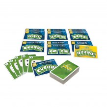 Yum Jeu de cartes contenu / Yum Card Game content