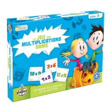 Collection Apprendre - Les multiplications