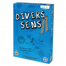 Divers Sens volume 2 boîte / Divers Sens volume 2 box