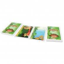 Jeu de bataille - Jungle contenu / Battle Game - Jungle content