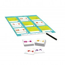 Collection Apprendre - Les soustractions contenu / Learn Collection - Subtraction Game content