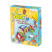 Yum Junior - Toupie et Binou boîte / Yum Junior - Toopy & Binoo box