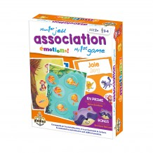 Mon 1er jeu Association - Émotions boîte / My 1st game Association - Emotions box