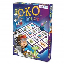 OKO Junior boîte / OKO Junior box
