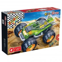Turbo Power - Auto thunder verte
