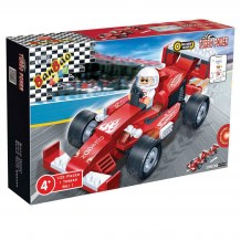Turbo Power - Auto F1 dragon rouge
