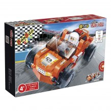 Turbo Power - Auto buggy orange