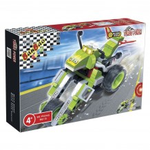 Turbo Power - Moto hawk rider vert